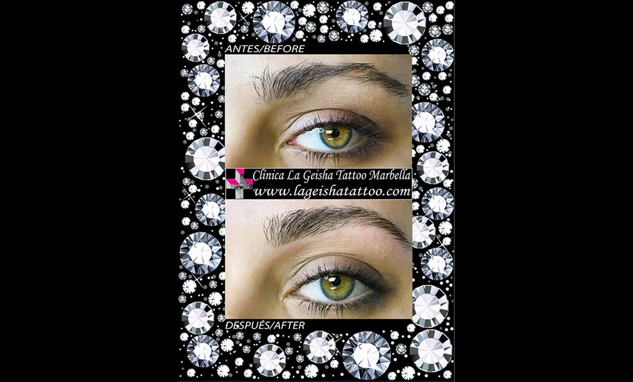 Micropigmentación cejas