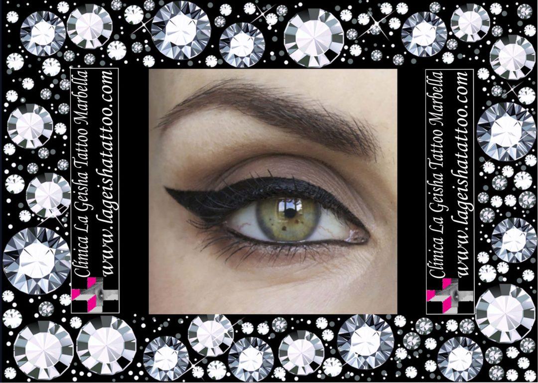Micropigmentación ojos